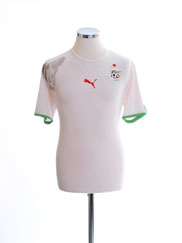 2010-11 Algeria Home Shirt L