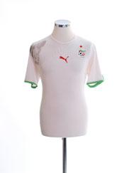 2010-11 Algeria Home Shirt *w/tags* XL