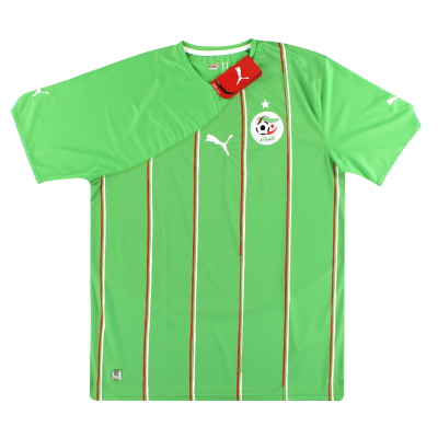 2010-11 Algeria Puma Away Shirt *BNIB*