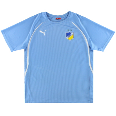 2010-11 APOEL FC Puma Training Shirt M
