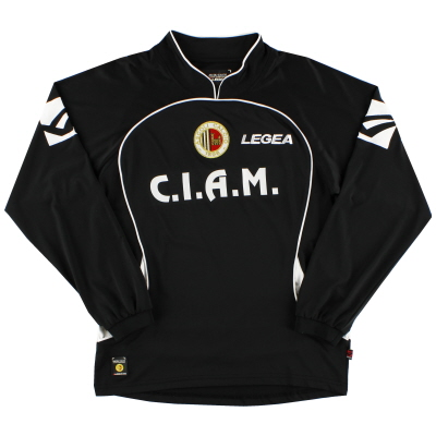 2010-11 Ascoli Goalkeeper Shirt #24 L