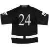 2010-11 Ascoli Goalkeeper Shirt #24 L