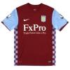 2010-11 Aston Villa Home Shirt Pires #8 M