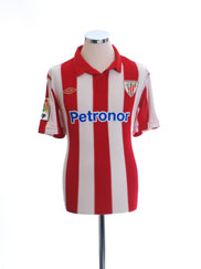 2010-11 Athletic Bilbao Home Shirt *Mint* M