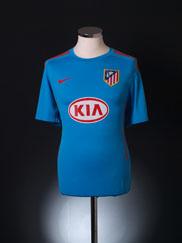 2010-11 Atletico Madrid Training Shirt M