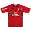 2010-11 Atromitos Yeroskipou Match Issue Home Shirt #21 L
