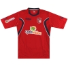 2010-11 Atromitos Yeroskipou Match Issue Home Shirt #20 XL
