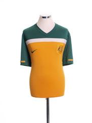 2010-11 Australia Home Shirt XL
