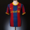 2010-11 Barcelona Home Shirt Messi #10 XL.Boys