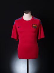 2010-11 Barcelona Training Shirt L
