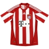 2010-11 Bayern Munich Home Shirt Robben #10 XL