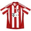 2010-11 Bayern Munich Home Shirt Gomez #33 S