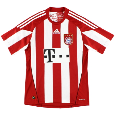 2010-11 Bayern Munich Home Shirt L