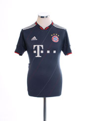 2010-11 Bayern Munich Third Shirt Y