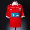 2010-11 Benfica Home Shirt Rui Costa #10 *As New* XL