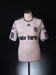 2010-11 Besiktas Home Shirt M