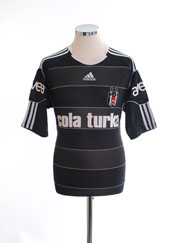 2010-11 Besiktas Third Shirt M