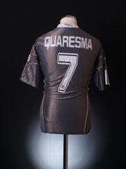 2010-11 Besiktas Third Shirt Quaresma #7 L