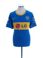 2010-11 Boca Juniors Basic Home Shirt M
