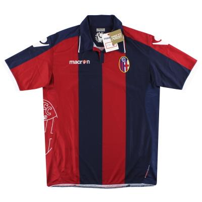 2010-11 Bologna Macron Home Shirt *w/tags* XL