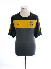 2010-11 Brazil Training Shirt L