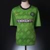 2010-11 Celtic Away Shirt Stokes #10 L