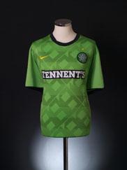 2010-11 Celtic Away Shirt XXL