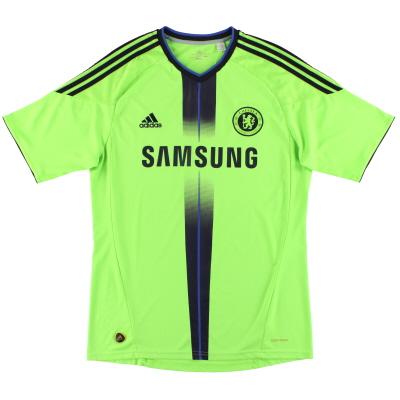 2010-11 Chelsea adidas Third Shirt L