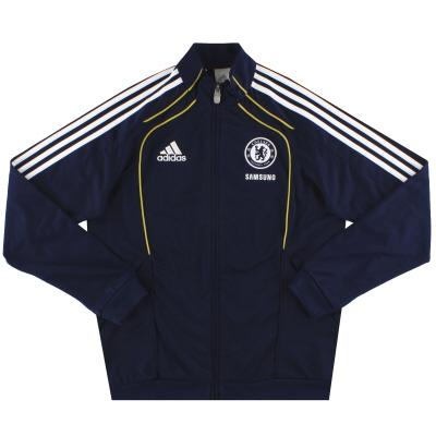 2010-11 Chelsea adidas Track Jacket Y