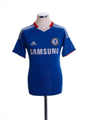 2010-11 Chelsea Home Shirt *Mint* L