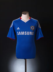 2010-11 Chelsea Home Shirt S