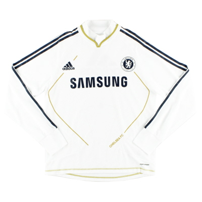 2010-11 Chelsea Player Issue Training Shirt L/S XL