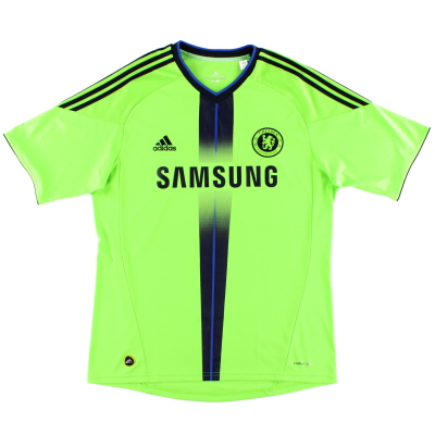 2010-11 Chelsea Third Shirt M.Boys