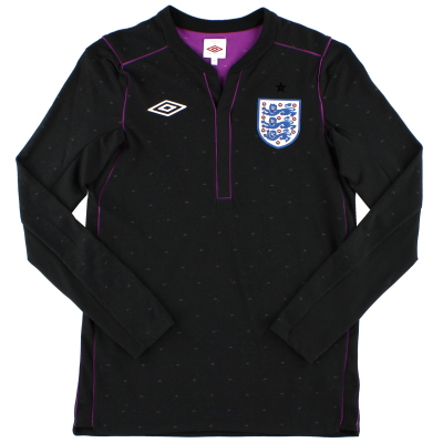 2010-11 England Goalkeeper Shirt S