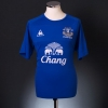 2010-11 Everton Home Shirt Cahill #17 L