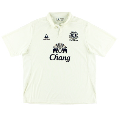 2010-11 Everton Third Shirt