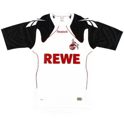 2010-11 FC Koln Away Shirt S