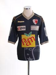 2010-11 FC Sion Away Shirt XXL