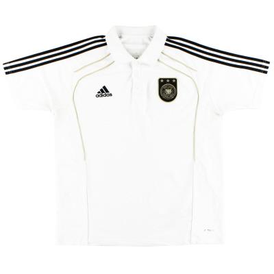 2010-11 Germany adidas Polo Shirt XL
