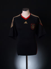 2010-11 Germany Away Shirt XL