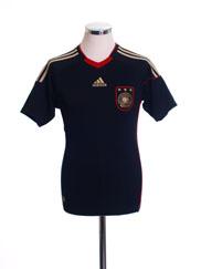 2010-11 Germany Away Shirt Y