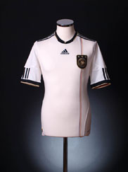 2010-11 Germany Home Shirt XL