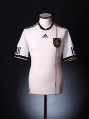2010-11 Germany Home Shirt XL
