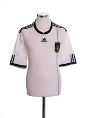 2010-11 Germany Home Shirt S