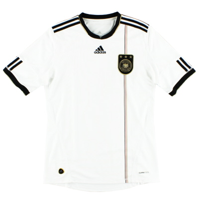 2010-11 Germany adidas Home Shirt Y