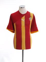 2010-11 Ghana Away Shirt XL