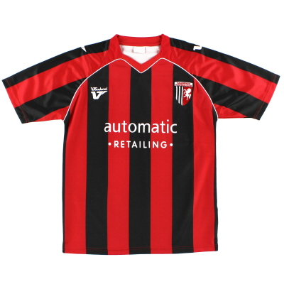 2010-11 Gillingham Away Shirt M