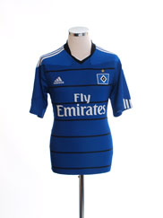 2010-11 Hamburg Away Shirt S