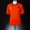 2010-11 Holland Home Shirt V.Persie #11 M
