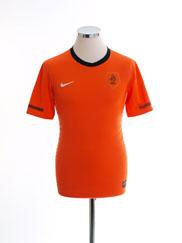 2010-11 Holland Home Shirt XL.Boys